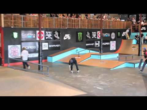 DONNY HIXSON SLS TRICK OF THE 2015 ENTRY