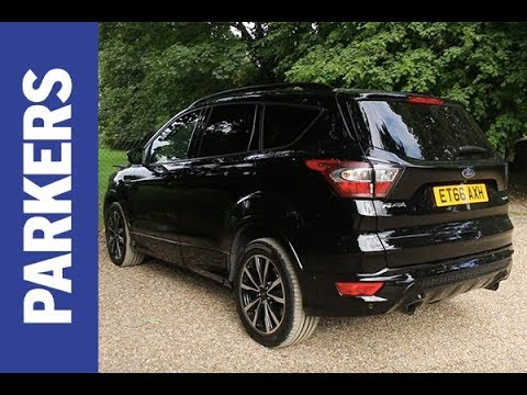 Ford Kuga Review Video