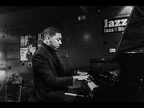 Video: Christian Sands Trio