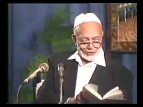 FULL - Concept of God in Hinduism Ahmed Deedat