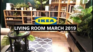 IKEA Living Room March 2019