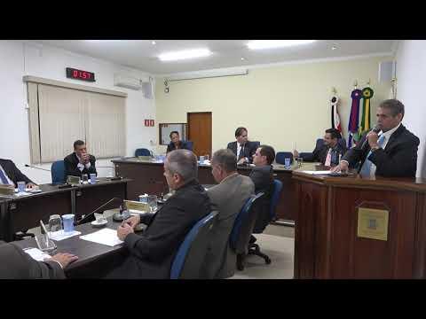 Tribuna dia 28 de Maio de 2019 Vereador Irineu Machado