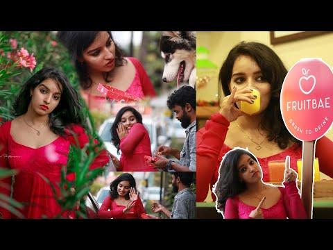 Actress Malavika Menon Birthday Celebration l Fruit Bae