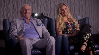 Revisit iconic moments with Ric and Charlotte Flair that inspired WWE 2K19 Wooooo! Edition