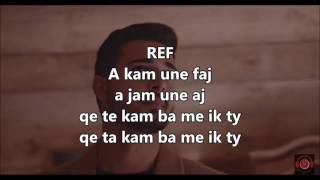Enis Bytyqi   A Kam Une Faj (official Lyrics HD)