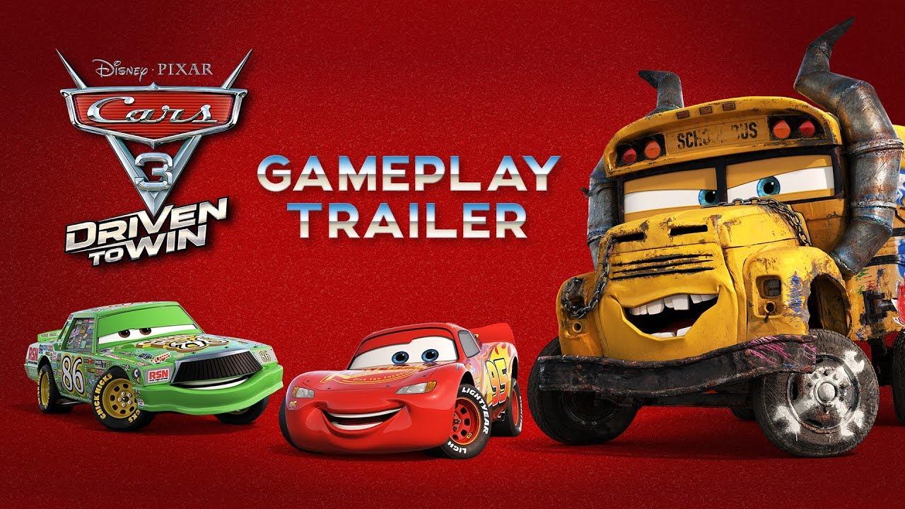 Cars 3: In gara per la vittoria - Gameplay Trailer