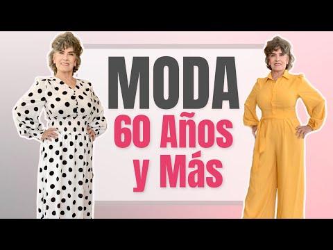 Fabulosos Consejos De Moda Para Las Mujeres Mayores De 60 Años