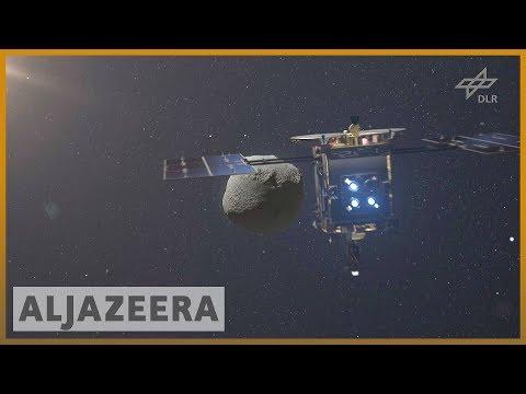 🇯🇵 Japanese asteroid hunter touches down l Al Jazeera English