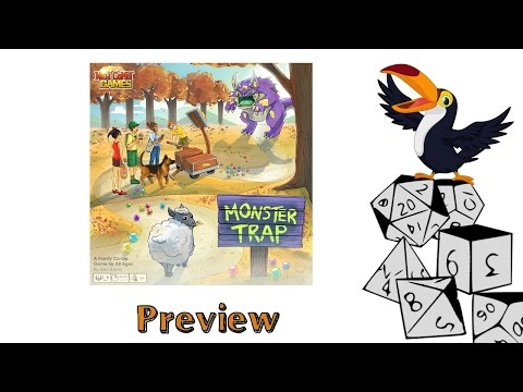 Monster Trap Preview