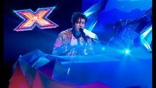 Дмитрий Шуров – Pianoбой – Айсберги – Х-фактор 9. Шестой прямой эфир. СУПЕРФИНАЛ