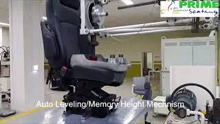 AUTO LEVELTING MECHANISM