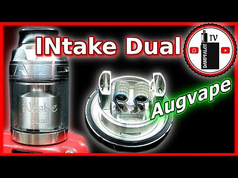 YouTube Video zu Augvape Intake Dual Selbstwickelverdampfer 5.8 ml