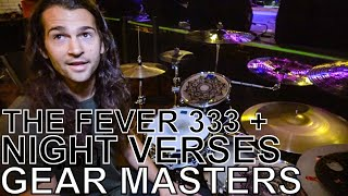 Aric Improta (of The Fever 333 And Night Verses)   GEAR MASTERS Ep. 227