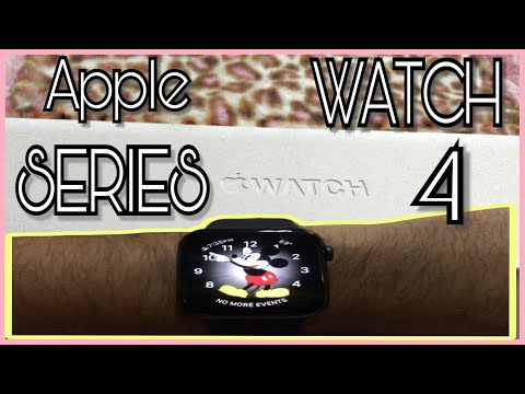 Unboxing: Apple Watch Series 4