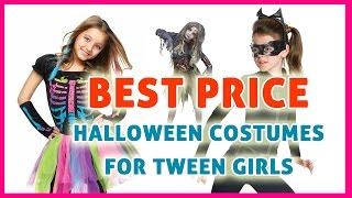 Halloween Costumes For Tween Girls - Best Halloween Costume Ideas For Teen Girls
