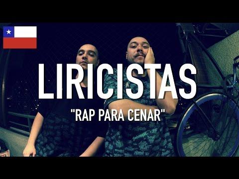 Liricistas - Rap Para Cenar [ TCE Mic Check ]