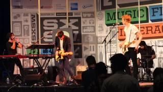 Divine Fits - Flaggin' A Ride, Live @ SXSW 2013