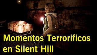 Top 10 - Momentos Terrorificos en Silent Hill