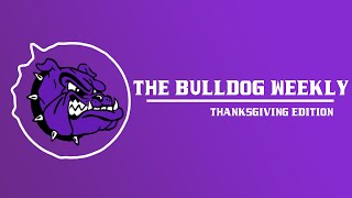 The Bulldog Weekly | November 21st, 2019