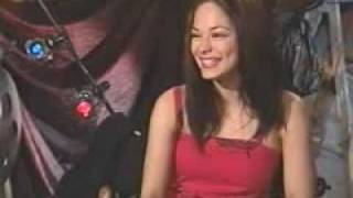 Кристин Кройк, Kristin Kreuk interview on ABC