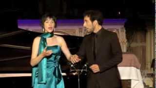 Mozart - Bei Männern (Pamina/Papageno) - Angélique Pourreyron & Fady Jeanbart