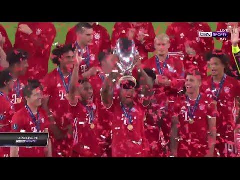 Bayern's FULL UEFA Super Cup trophy presentation | UEFA Super Cup 2020