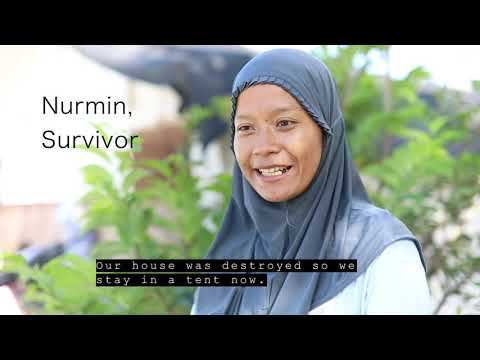 Supporting women's groups in Indonesia