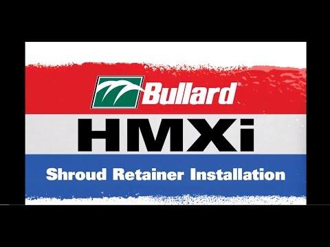 HMXi Shroud Retainer Installation