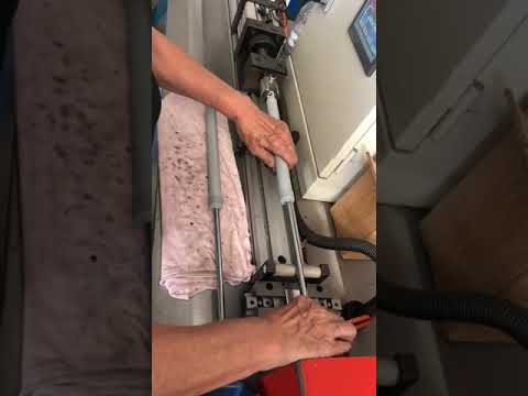 TD-91528 Gas spring lock end fitting machine-