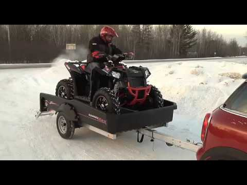 2019 FLOE INTERNATIONAL Cargo Max XRT 13-73 Tandem (No Brake) in Trego, Wisconsin - Video 3