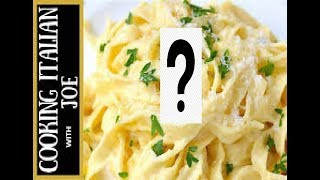 How to Make the Worlds Best Fettuccine Alfredo Cooking Italian with Joe (DEBUNKED) RESPONSE VIDEO