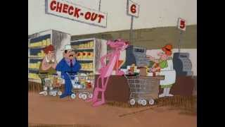 The Pink Panther Show Episode 124 - Supermarket Pink - Video Youtube
