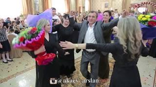 Кумыкская свадьба.Танец брата и сестры , на свадьбе . ТАРКИ