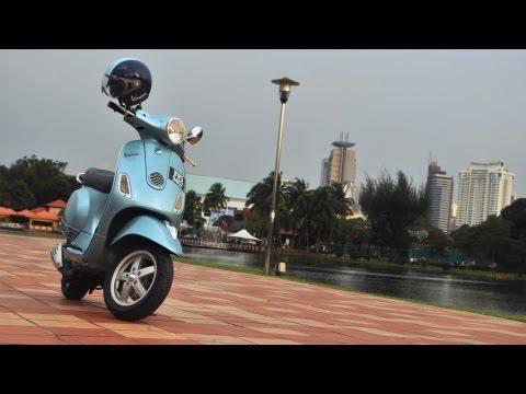 Vespa LX150 Review