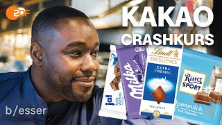 Schöne Schokolade: Nelson findet richtig gute Tafeln