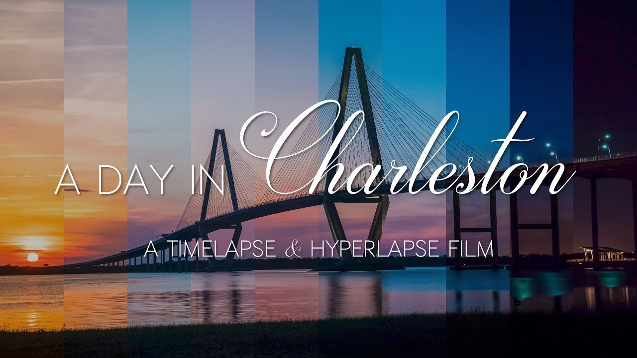 A Day in Charleston, SC Video Preview