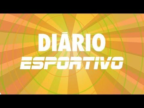 Diário Esportivo no ar! Hoje com convidado