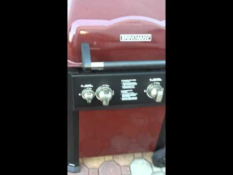 Brinkmann gas grill review