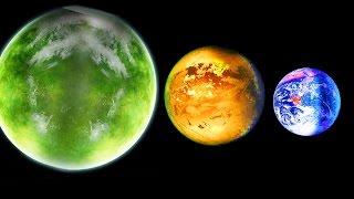 НАСА ОБНАРУЖИЛИ ЭКЗОПЛАНЕТЫ TRAPPIST 1, ЖИЗНЬ В КОСМОСЕ