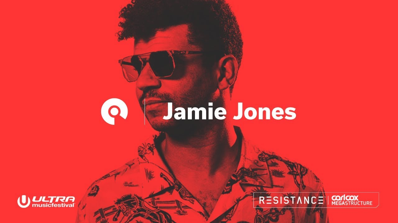 Jamie Jones - Live @ Ultra Music Festival 2018, Resistance