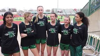 Big Green Track Meet 2019