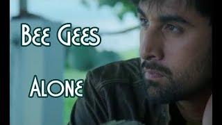 Bee Gees 💘 Alone (Tradução)