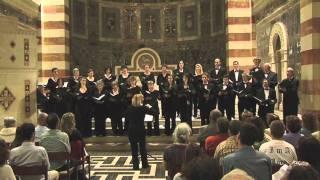 Vigilate et Orate (Nino Rota) - Jerusalem A-Cappella Singers Conducted by Judi Axelrod