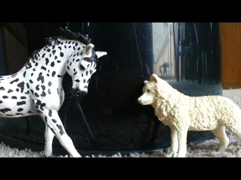 #Schleich Musicly #kristina kashytska #wolf toys