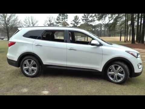 2014 Hyundai Santa Fe Limited FWD Detailed Walkaround