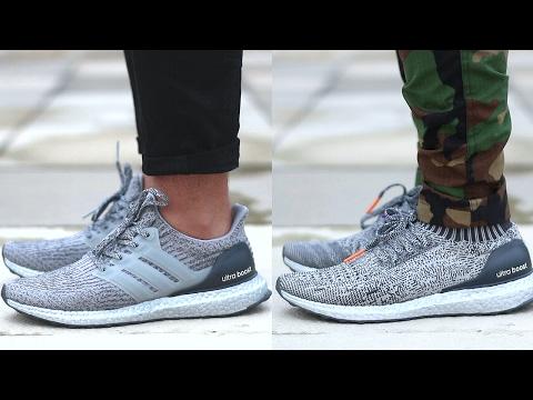 Adidas Ultra Boost Uncaged carboncore blackgrey four