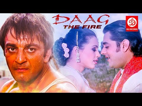 Daag The Fire Full Movie | Sanjay Dutt, Chandrachur Singh, Mahima Chaudhry | Bollywood Action Movies