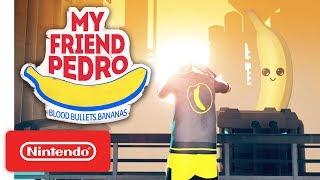 My Friend Pedro - Gameplay Trailer - Nintendo Switch
