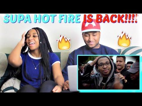 He's Back: Supa Hot Fire vs You In A Rap Battle! REACTION!!!!