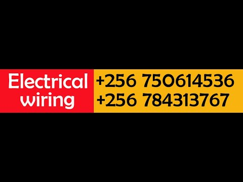 We are a commercial electrical contracting company that has been offering electrical wiring services in Kampala Uganda since 2012. We are well qualified to service you for all of your electrical needs. Over the years, we have done a diverse amount of commercial electrical installation work in Uganda. Call +256750614536